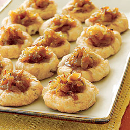 Vidalia Onion Tarts