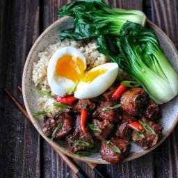 Vietnamese Caramelized Pork Spareribs (Sườn Ram Mặn)