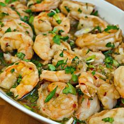 Vietnamese Caramelized Shrimp