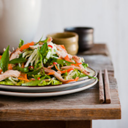 Vietnamese Chicken Salad Recipe (Gỏi Gà or Gỏi Bắp Cẚi Gà)