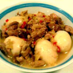Vietnamese clay pot pork