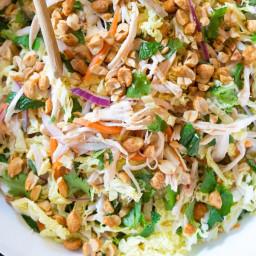 Vietnamese Cold Chicken Salad (Goi Ga)