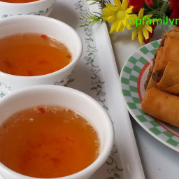 Vietnamese Dipping Sauce (Nước Mắm Pha)