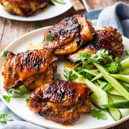Vietnamese Five Spice Chicken