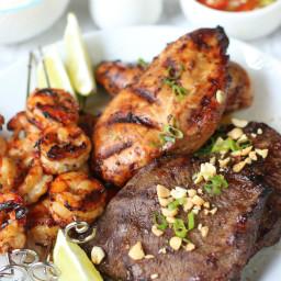Vietnamese Mixed Grill