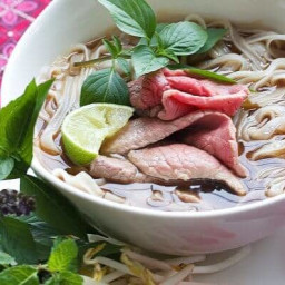 Vietnamese Pho Recipe (Beef Pho)