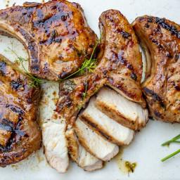 Vietnamese Pork Chops (Sous Vide)