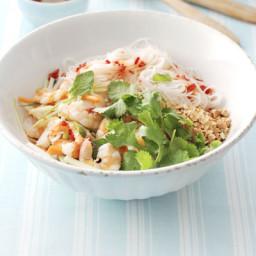 Vietnamese prawn salad