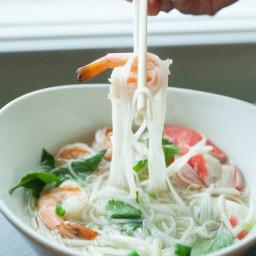 Vietnamese Seafood Pho
