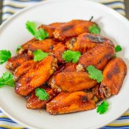 Vietnamese Style Chicken Wings