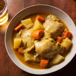 Vietnamese Yellow Chicken Curry