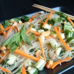 Vietnamese Rice-Noodle Salad