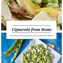 Vignarola from Rome