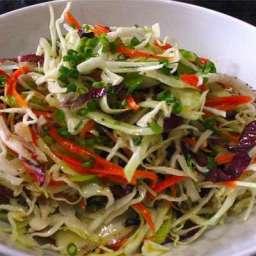 Vinegar Based Coleslaw Recipe