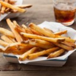 Vinegar French Fries