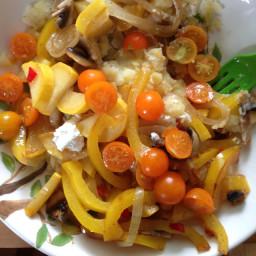 Vinegar Veggie Srirfry