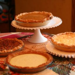 Virginia Chess Pie