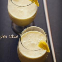 virgin pina colada recipe