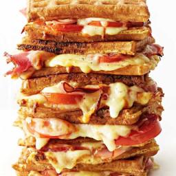 Waffle toasties