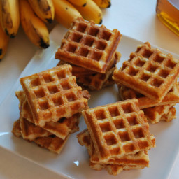 Waffles with All-Purpose Flour