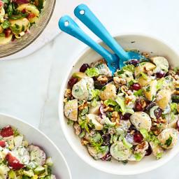 Waldorf-Style Potato Salad