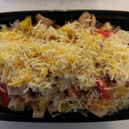 Walvado BREAKFAST Chicken Mix Mash-Medium (407 Calories)