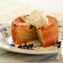 Warm Butter Cake or 1000 Calories of Bliss