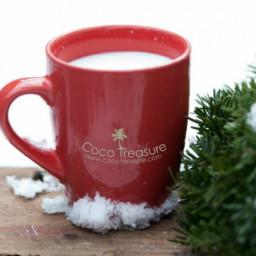 Warm-Your-Bones Coconut Drink with Coconut Sugar