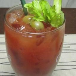 Wasabi Bloody Mary Mix