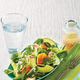 Watercress, Avocado, and Tangerine Salad