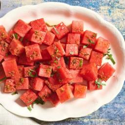 Watermelon Chaat