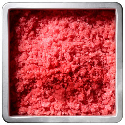 Watermelon-Raspberry Granita