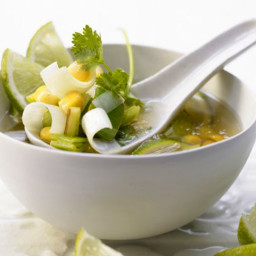 Weight Watchers Corn Chowder recipe (6 smart points)