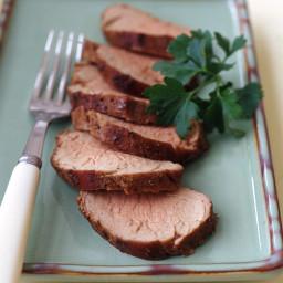 Weight Watchers Seasoned Pork Tenderloin