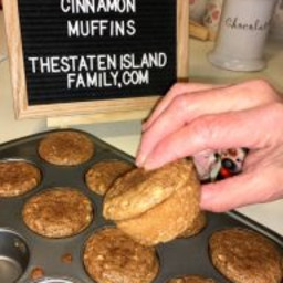 Weight Watchers Two Point Cinnamon Muffin