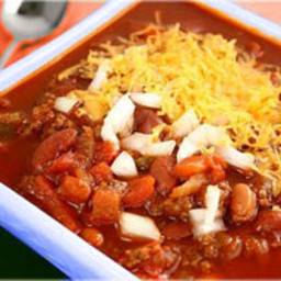WENDY'S CHILI  Really close copy