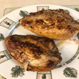 West Coast Grilled Chicken Breast