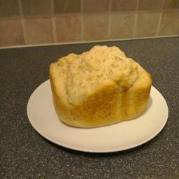 Wheat & dairy free white bread