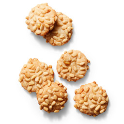 Whip Up a Batch of Almond & Pine Nut Cookies