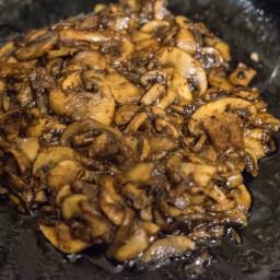 Whip Up Mushroom Duxelles for an Elegant Appetizer