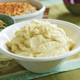 Whipped Yukon Gold Potatoes with Horseradish