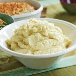 Whipped Yukon Gold Potatoes with Horseradish