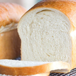White Bread Recipe