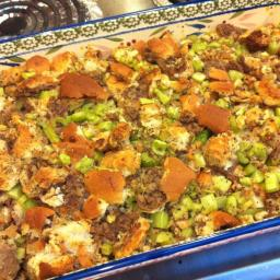 White castle holiday stuffing