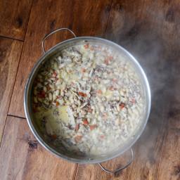 White Chicken Quinoa Chili