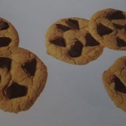 White Chocolate Cookies with Chocolate Chunks (Mrs. Fields)