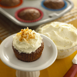 White Chocolate Goat Cheese Frosting