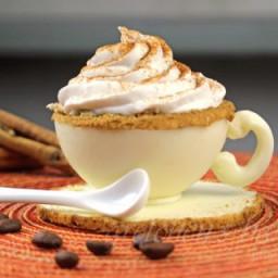 White Chocolate Pumpkin Mousse Latte