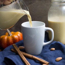 Whole 30 Pumpkin Almond Milk