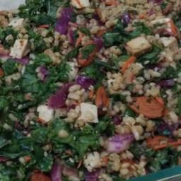 Whole Earth Kale Salad Recipe